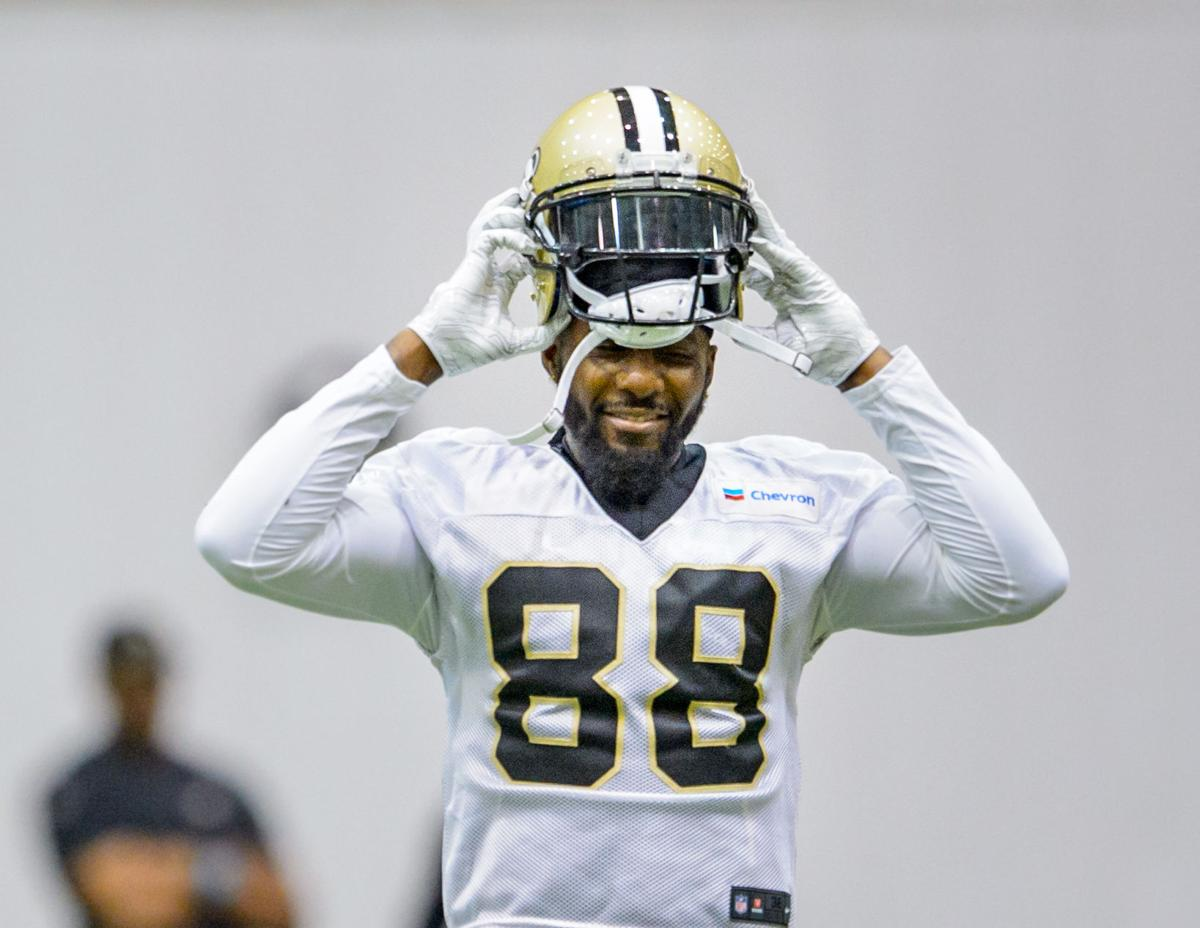 Saints to have Dez Bryant Back