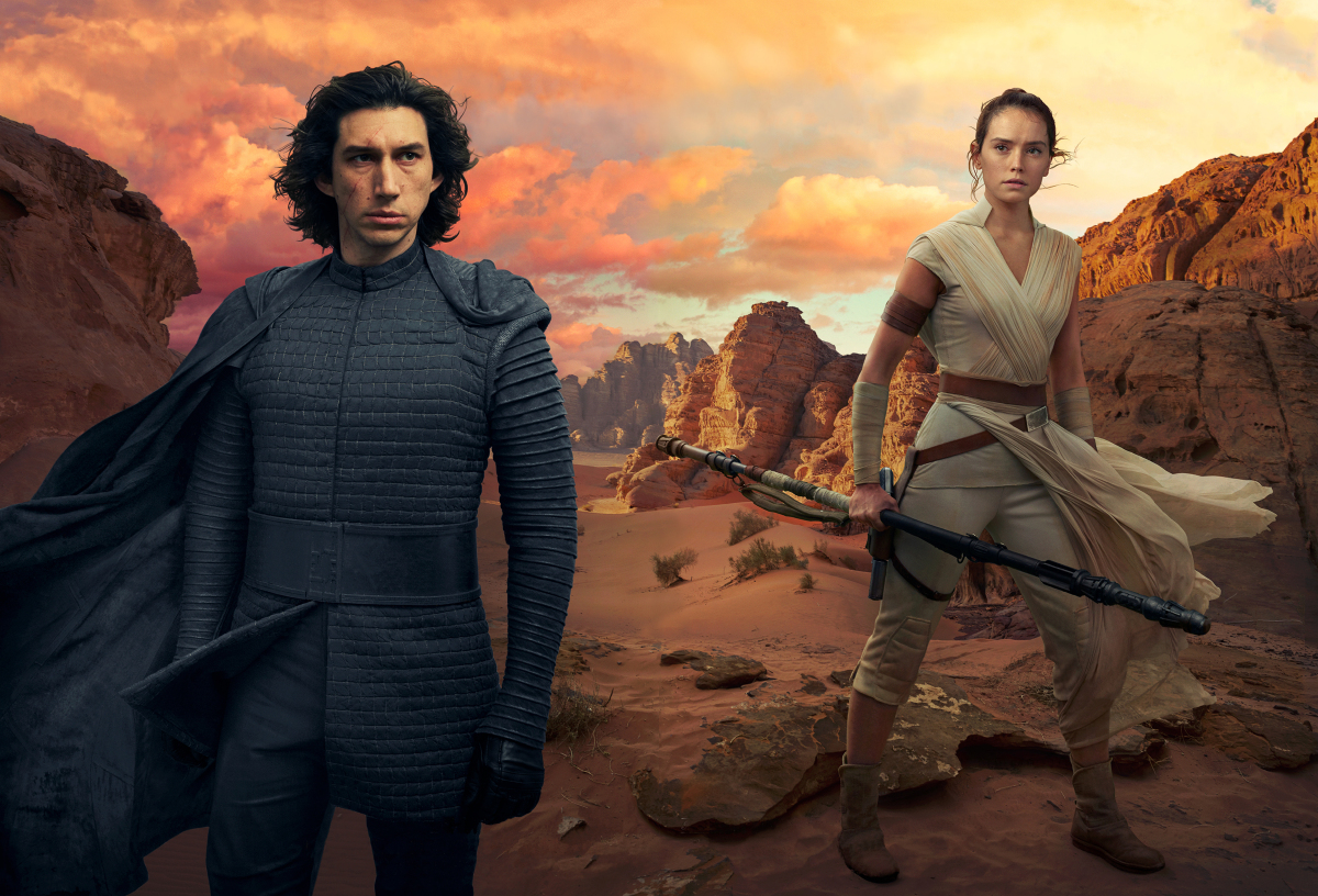 Star Wars The Rise of Skywalker Digital, DVD and Blu-Ray Release Date