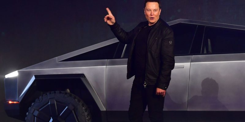 Tesla Cybertruck to Solve the Electric Vehicle's Carbon Emission and Pollution Problem