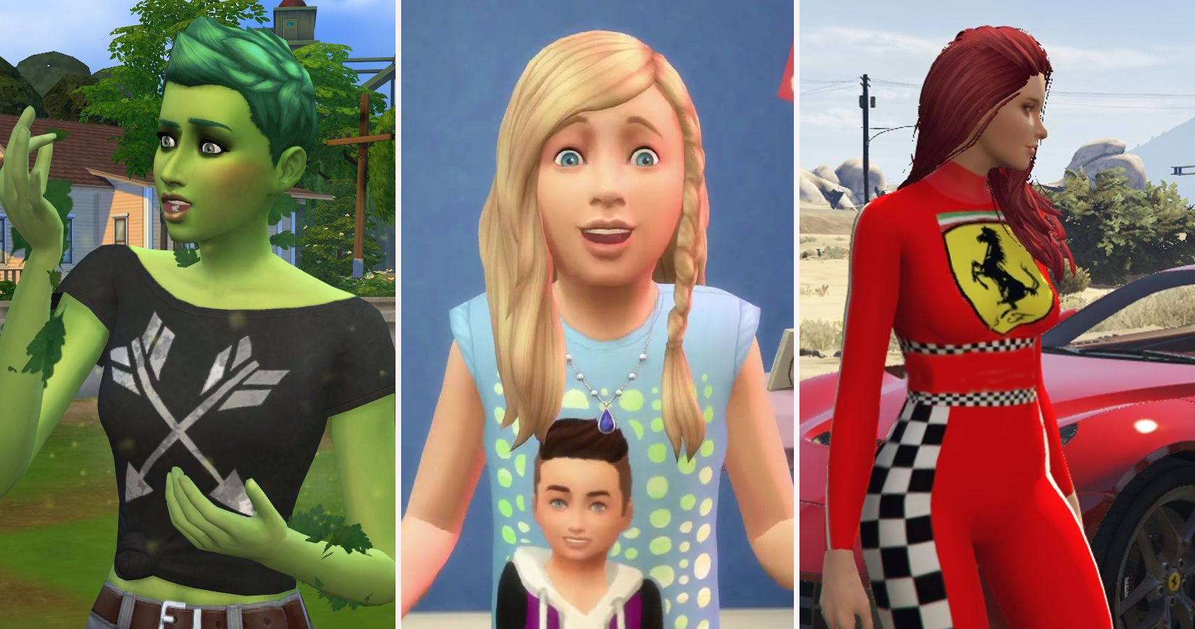 The Sims 5 Features