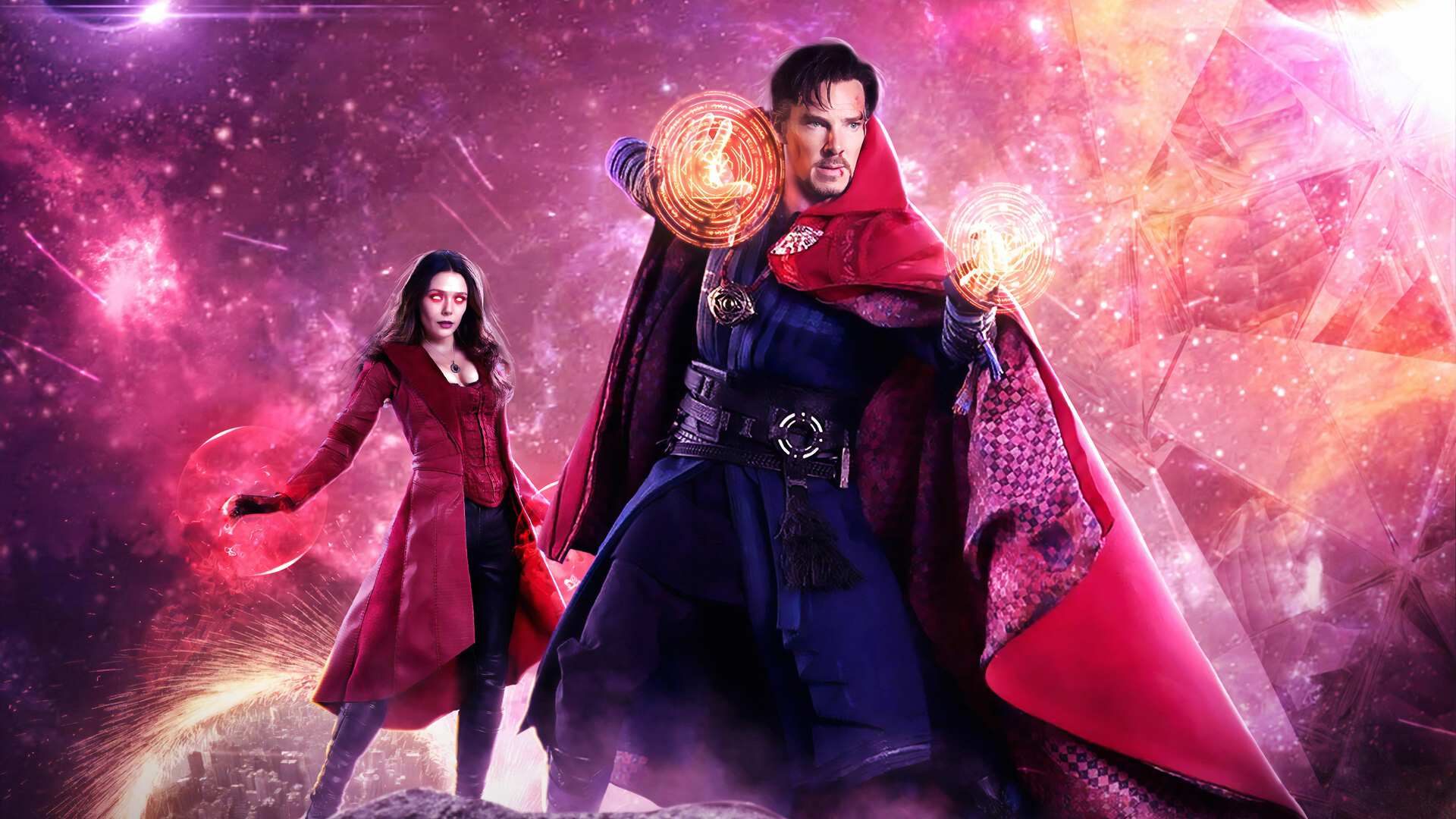 WandaVision Finale will lead to Doctor Strange in the Multiverse of Madness