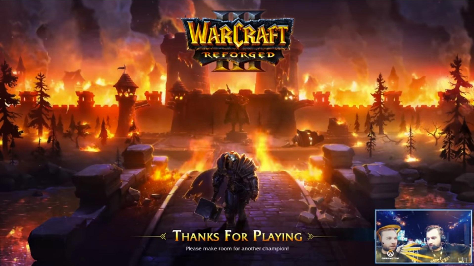 Warcraft 3 Reforged Gameplay New Beta Features and Patch Notes