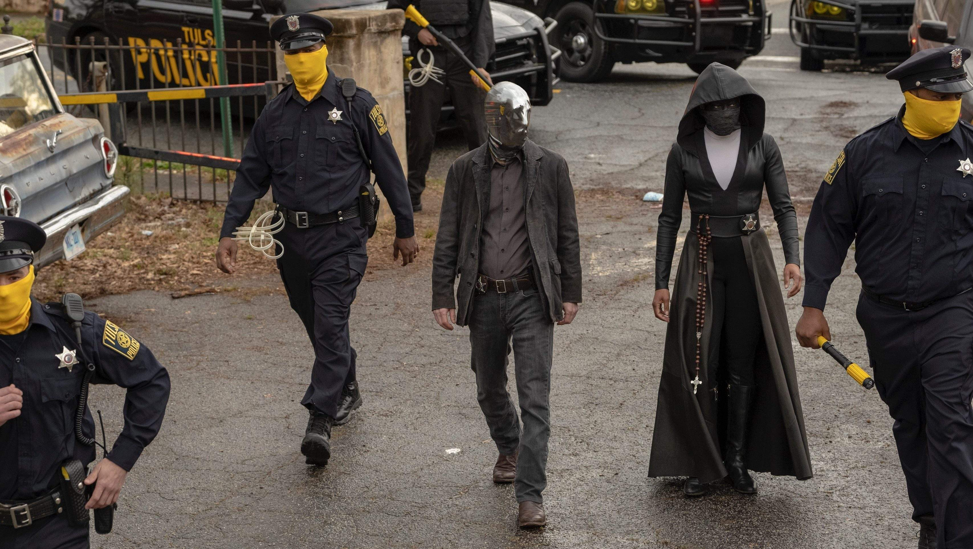 Watchmen Season 2 Cast and Plot Details