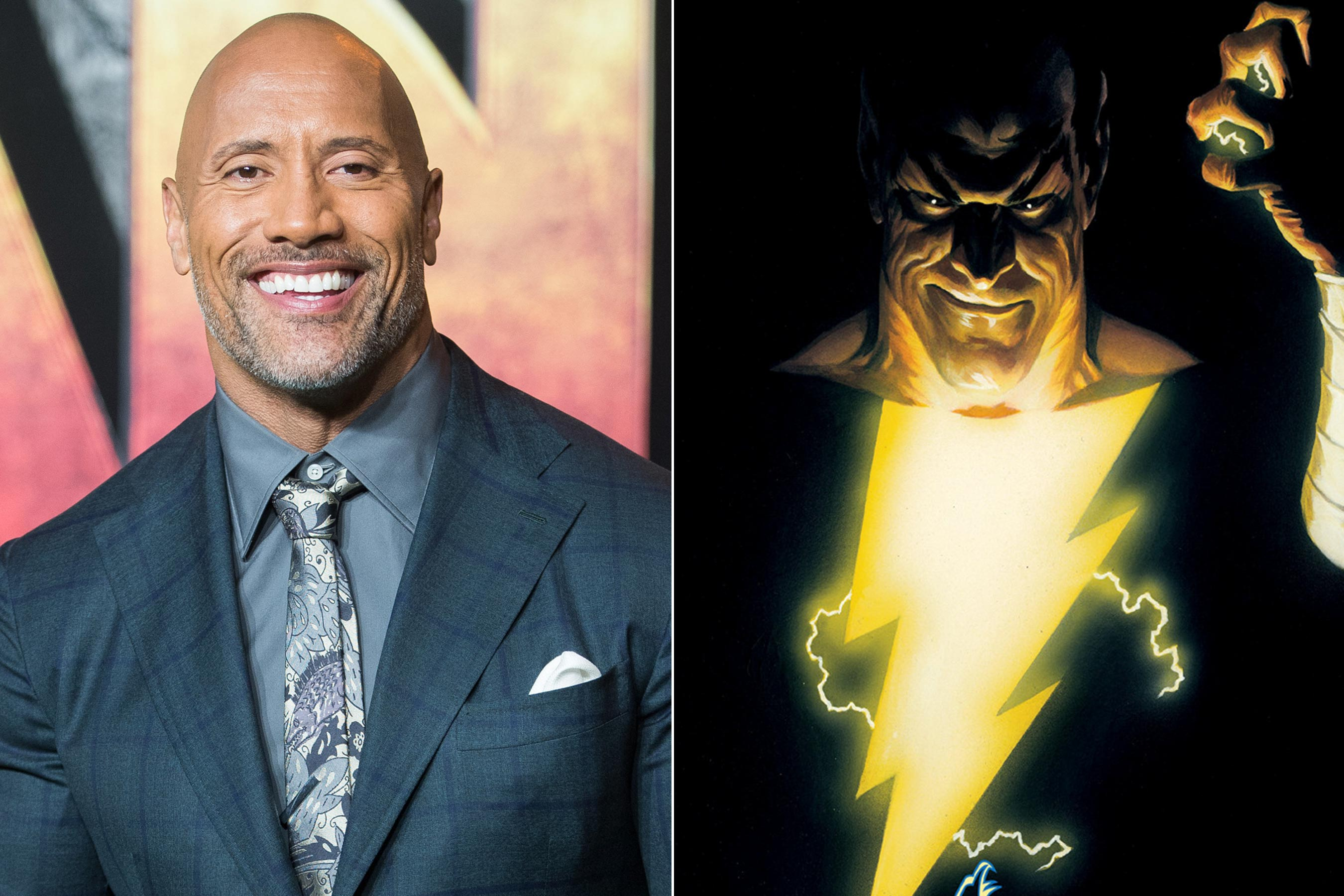 Black Adam Cast and Plot Theories