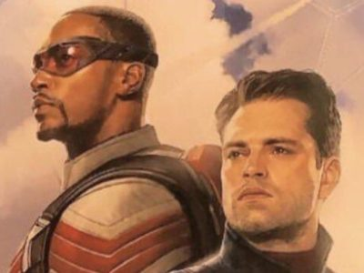 Falcon and Winter Soldier Disney+ Series to Lead Directly into 'The Eternals' Movie, Reveals Leaked Set Photos