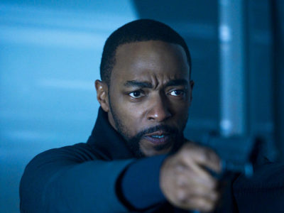Altered Carbon Season 2 Cast Anthony Mackie as Takeshi Kovacs
