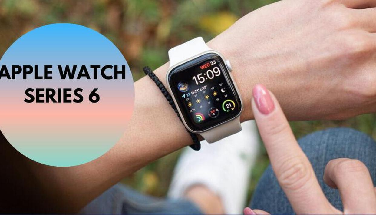 Apple Watch Series 6 Release Date and Price