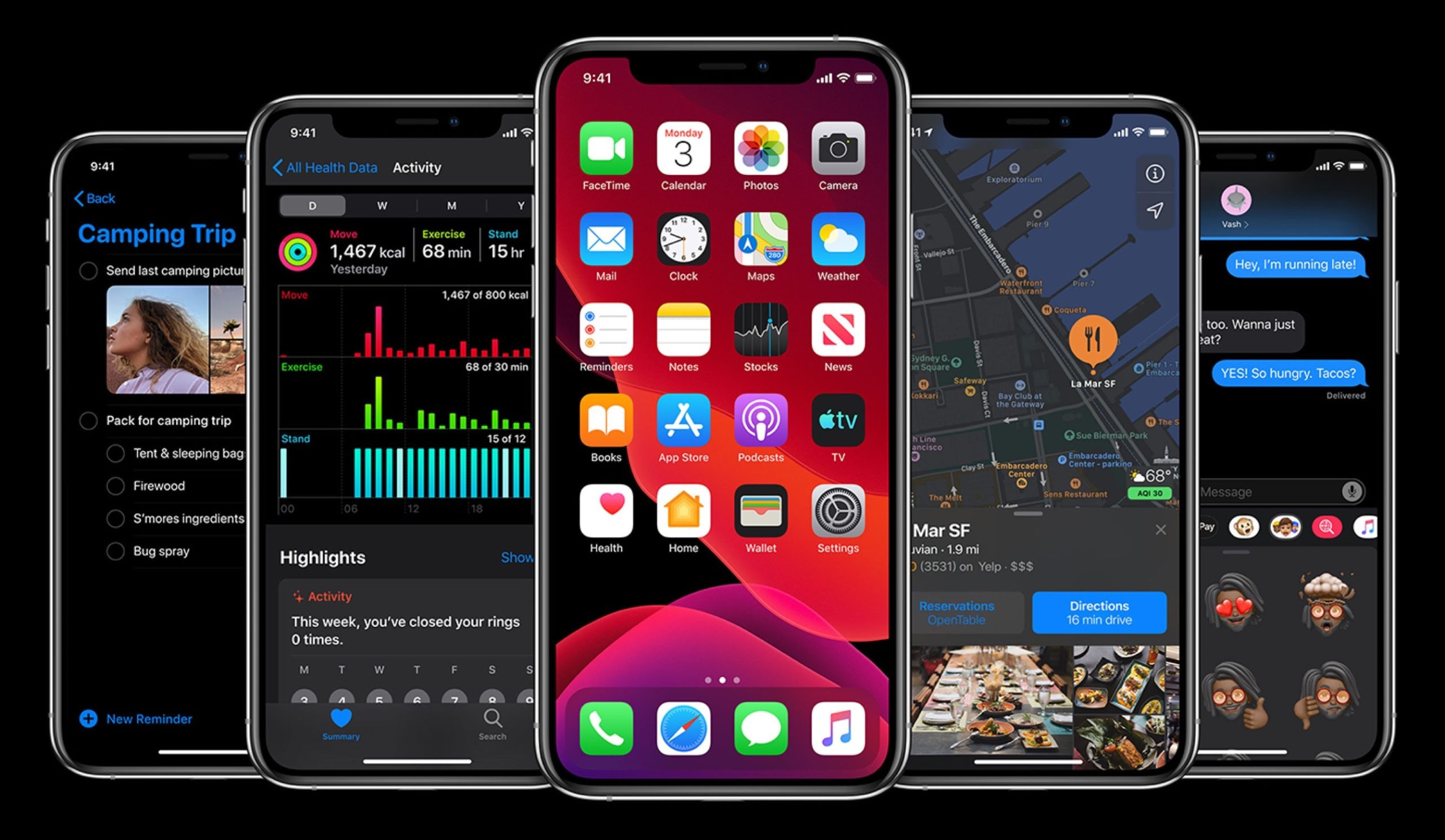Apple iOS 14 New Features and Compatible iPhones List