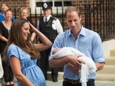 Kate Middleton Pregnant with Baby Girl