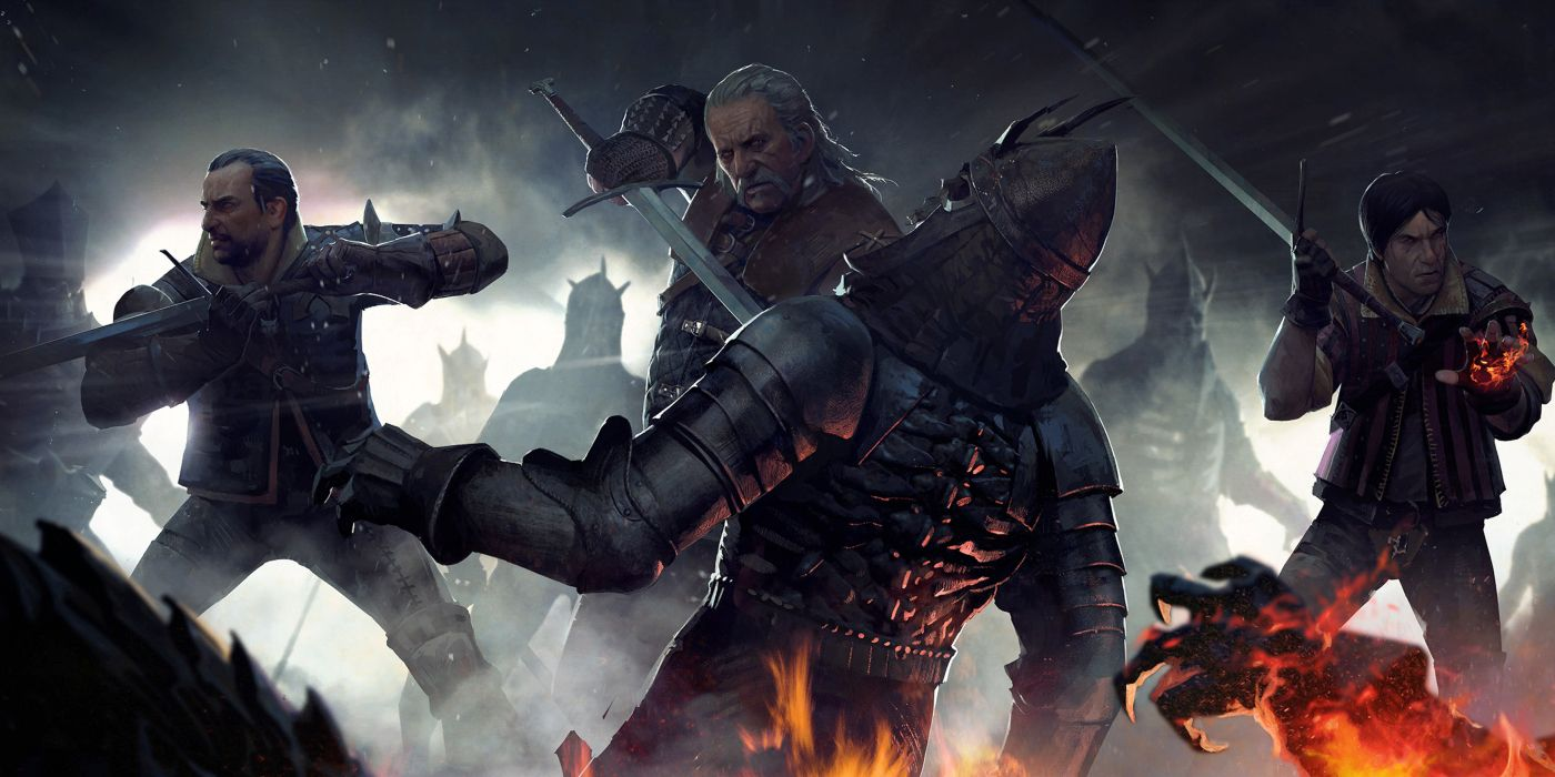 The Witcher Season 2 Casts Two New Witchers