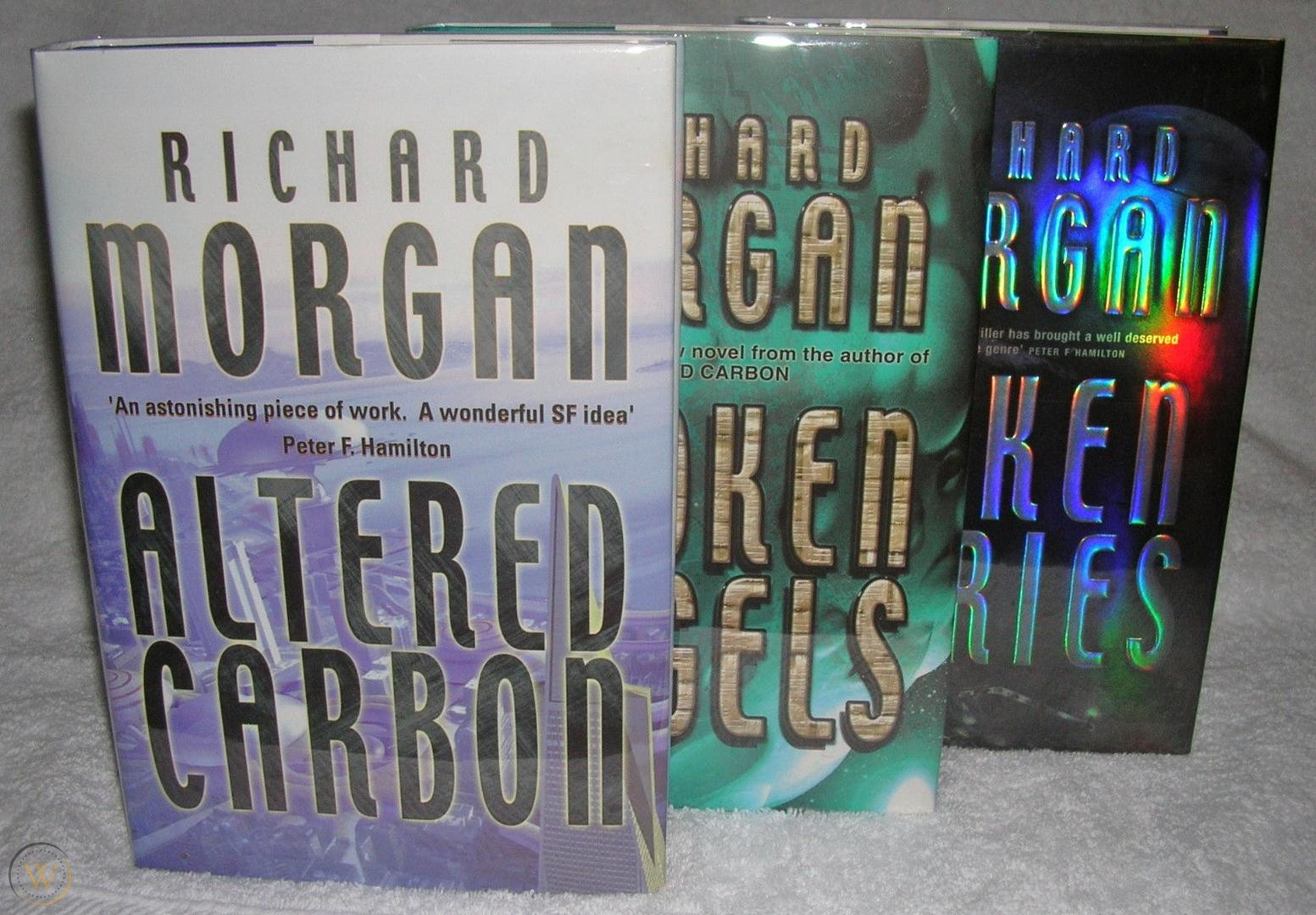 Altered Carbon Season 3 Plot Spoilers and Book Connection