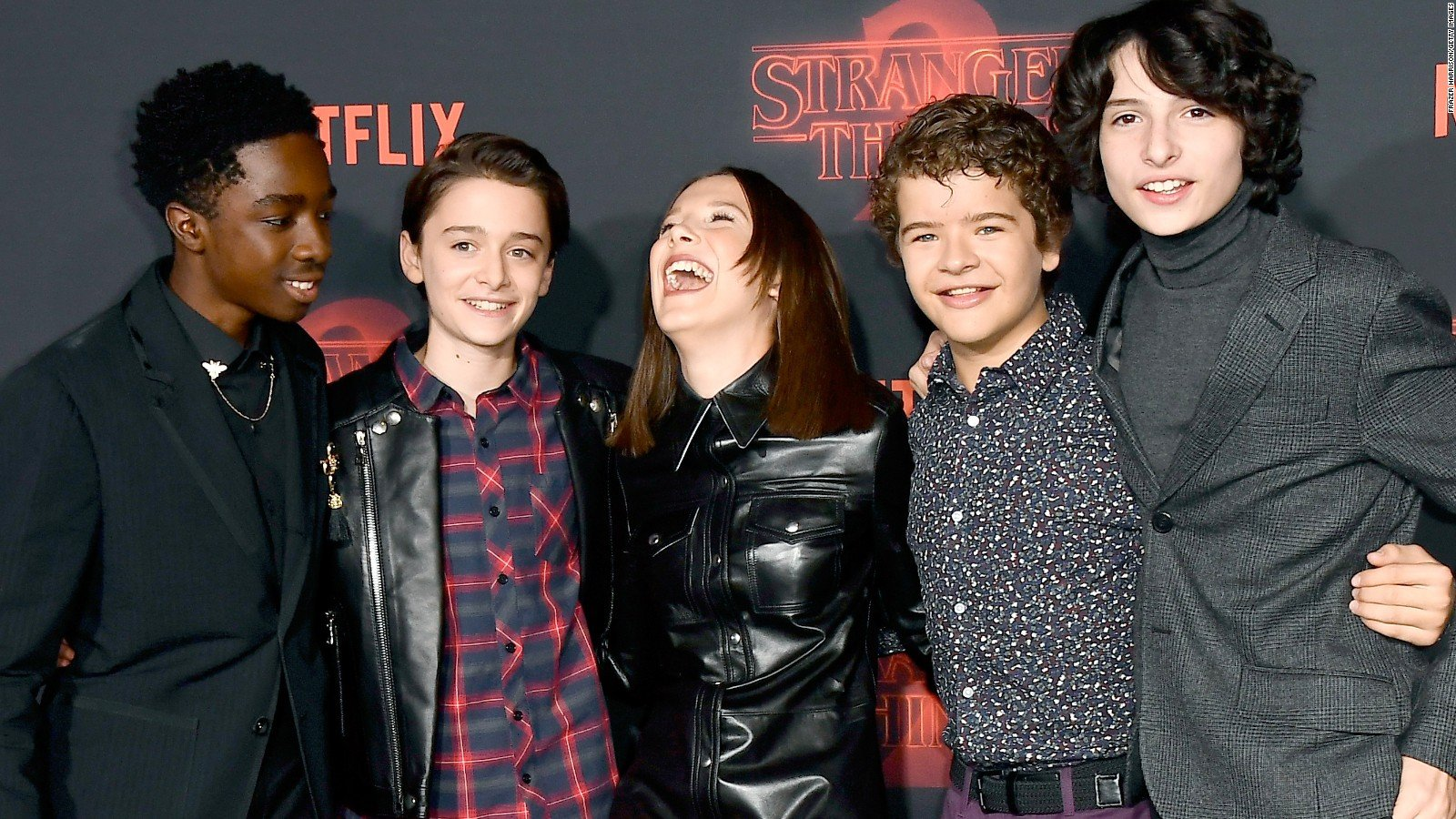 Stranger Things Season 4 New Cast and Characters