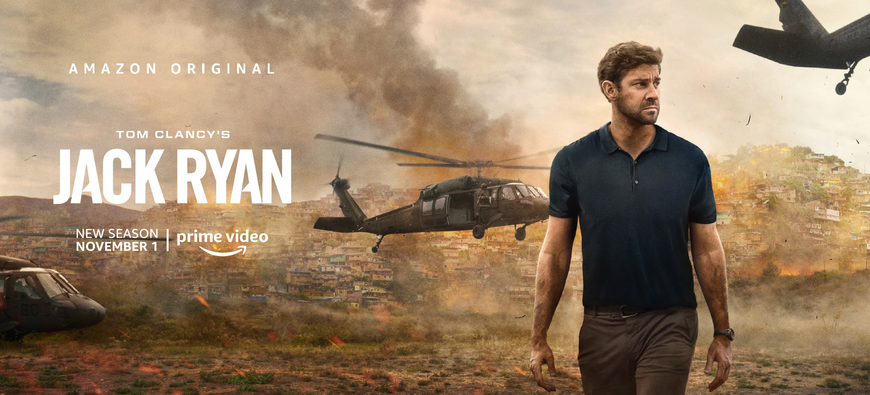 Jack Ryan Season 3 Release Date Delay due to COVID-19