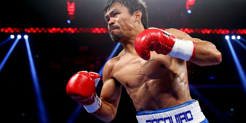 Manny Pacquiao Next Match Boxing Champ won't Fight in Empty Arena due to COVID-19 Lockdown