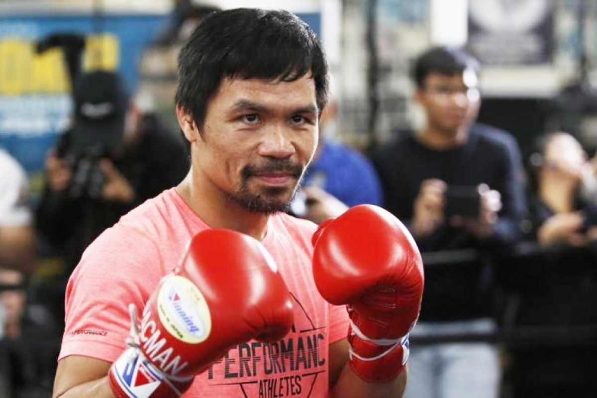 Manny Pacquiao will not Fight without Audience