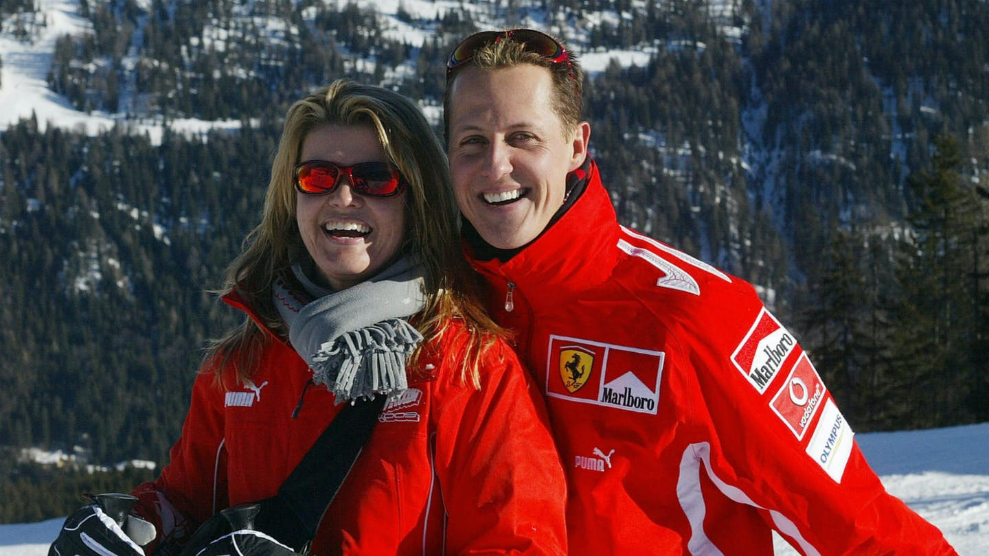Michael Schumacher's Latest Condition