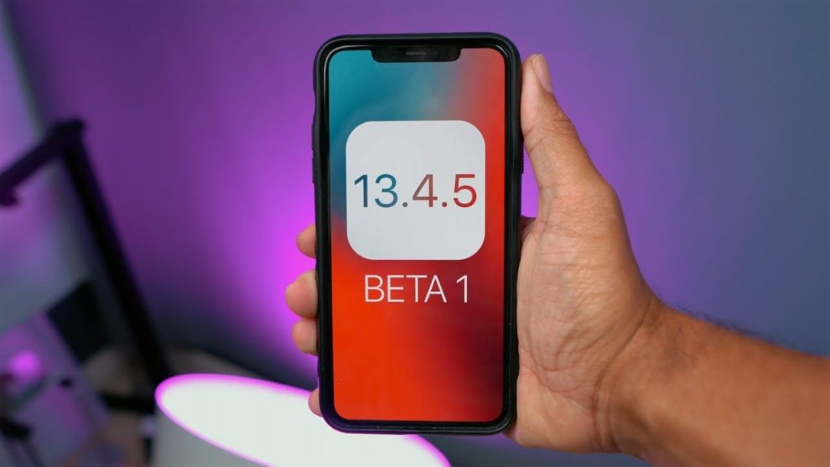 Apple iOS 13.4.5 Release Date and Features