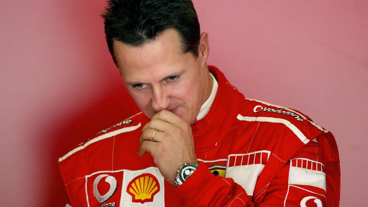 Extra Care for Michael Schumacher over fear of Coronavirus