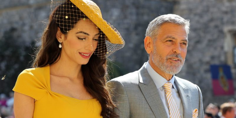 George Clooney, Amal Alamuddin Divorce Rumors Couple Fights in Quarantine to go Separate Ways