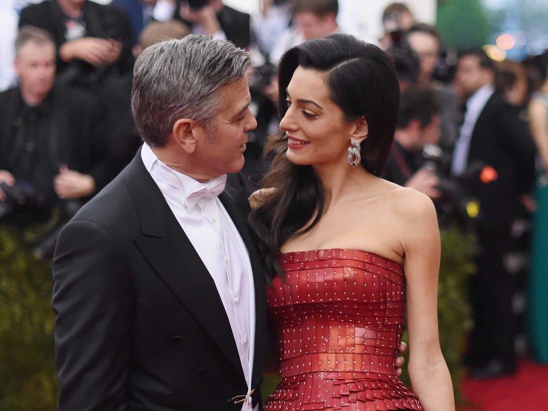 George Clooney, Amal Alamuddin Divorce Rumors and Possible Truth
