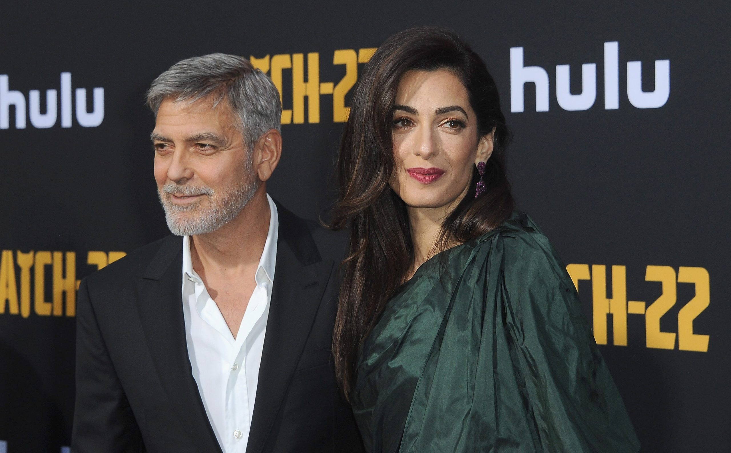 George Clooney and Amal Alamuddin Fights in the Quarantine