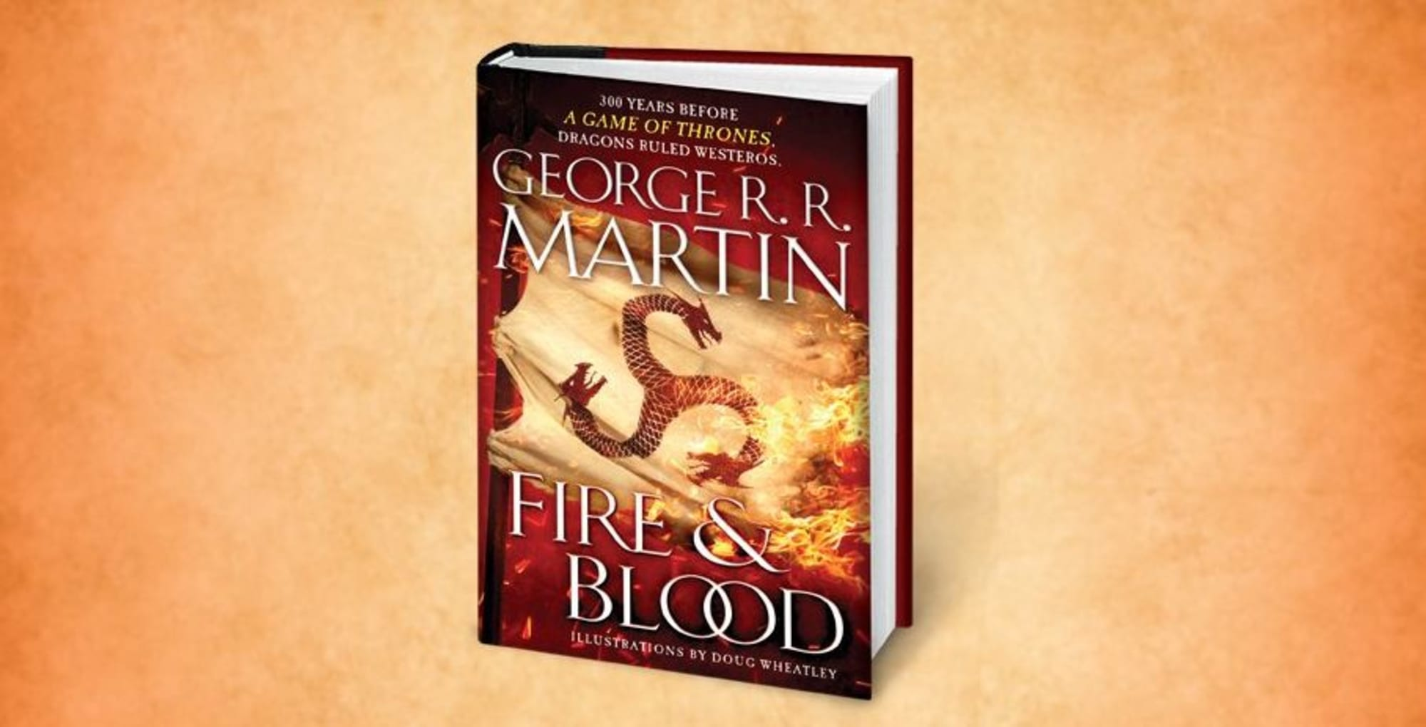 George RR Martin was Busy in other Projects