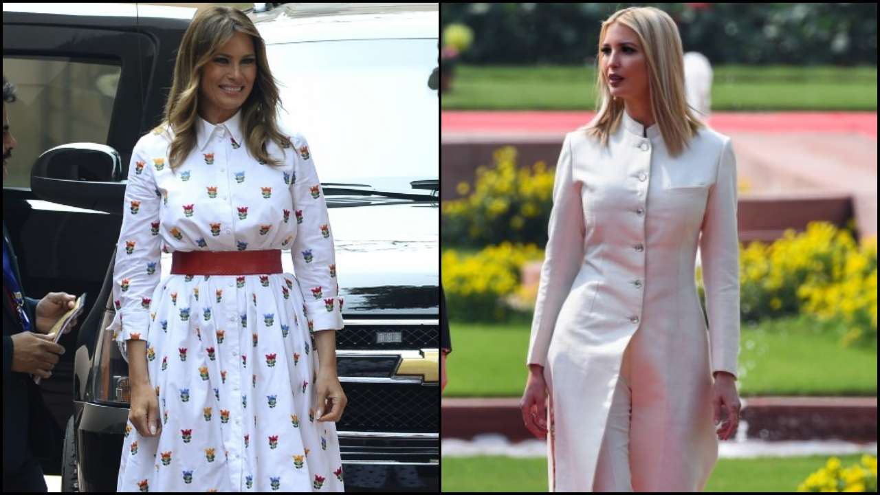 Melania Trump and Ivanka Trump Bonding and Connection