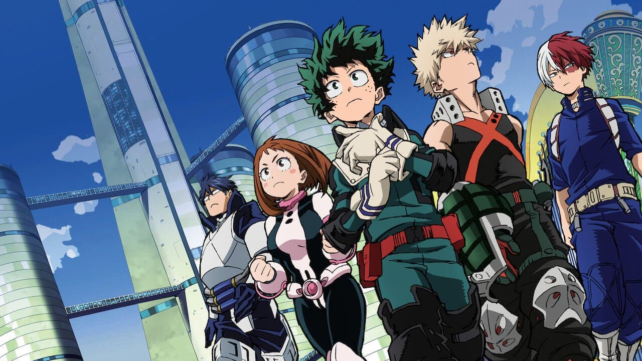 My Hero Academia Season 5 Cast and Characters