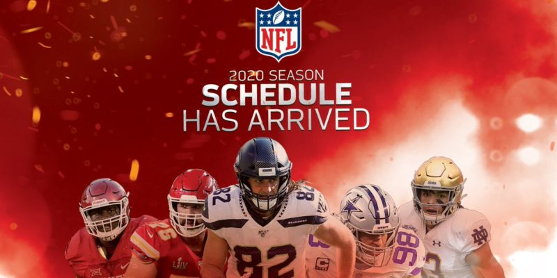 NFL 2020 Season Start Date, Schedule Timetable will be adjusted as per Coronavirus Pandemic