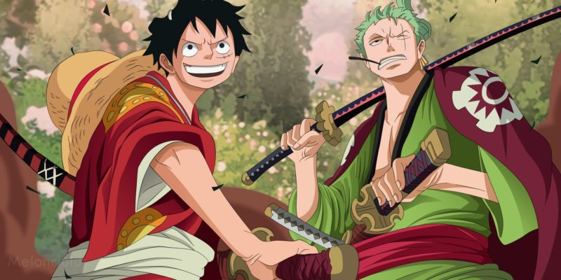 One Piece Chapter 980 Spoilers, Leaks Luffy and Zoro on Rampage, Kidd attacks Apoo to save them