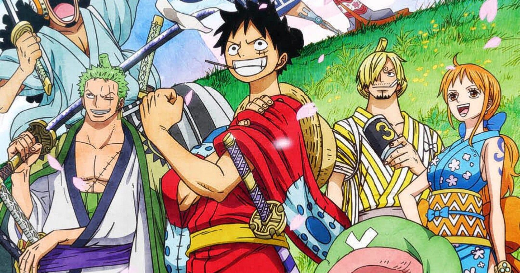 Perfect Time to Start One Piece Series
