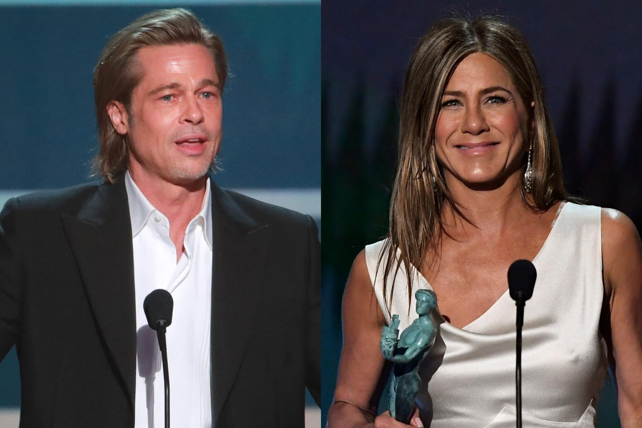 Truth about Brad Pitt and Jennifer Aniston Reconciliation Rumors