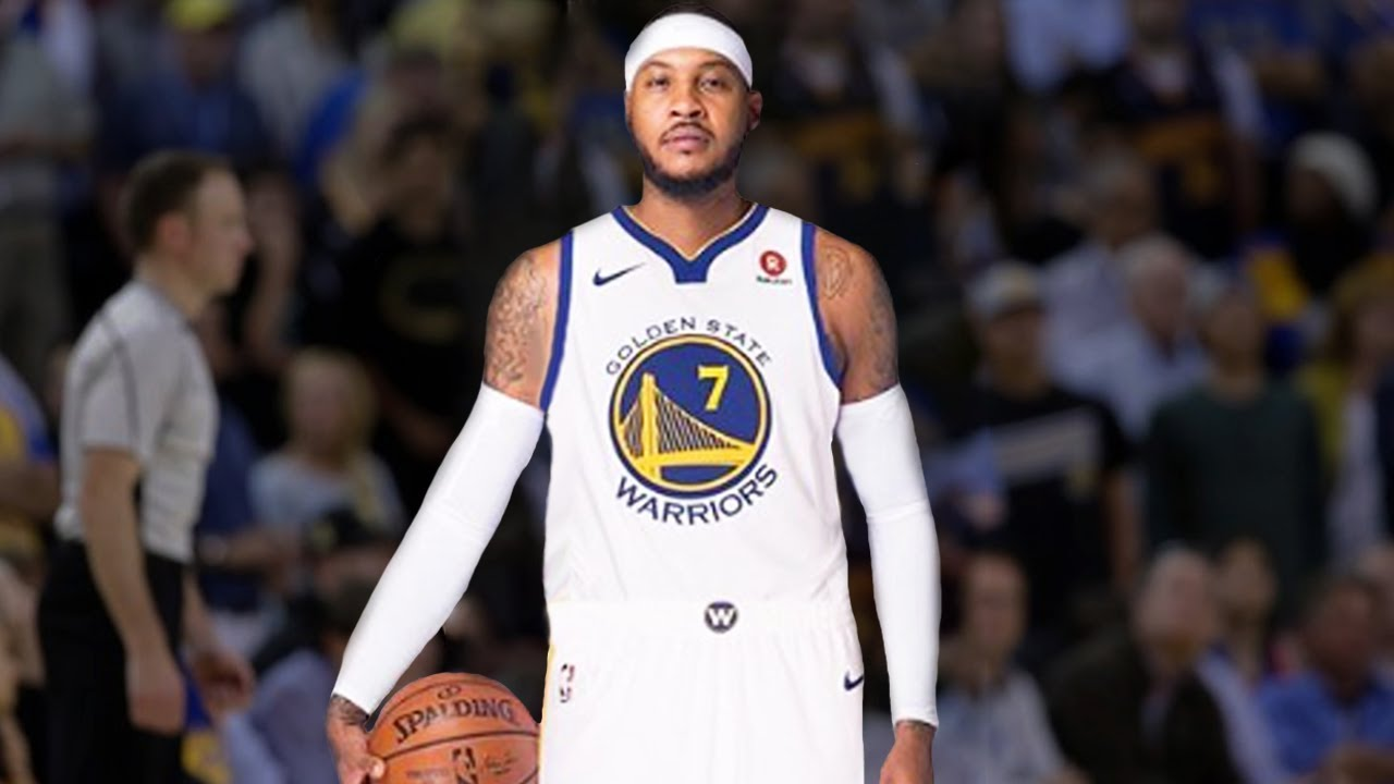 Carmelo Anthony is Ready for a Supporting Role at Less Salary
