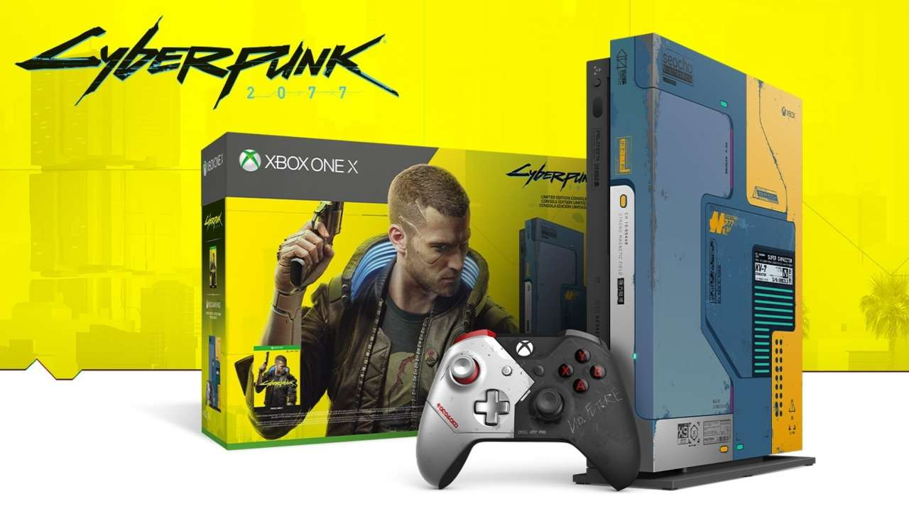 Cyberpunk 2077 September Launch with PS5 and Xbox Series X