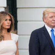 Donald Trump Melania Trump Divorce Rumors First Lady will Leave the President if he Loses the next Election