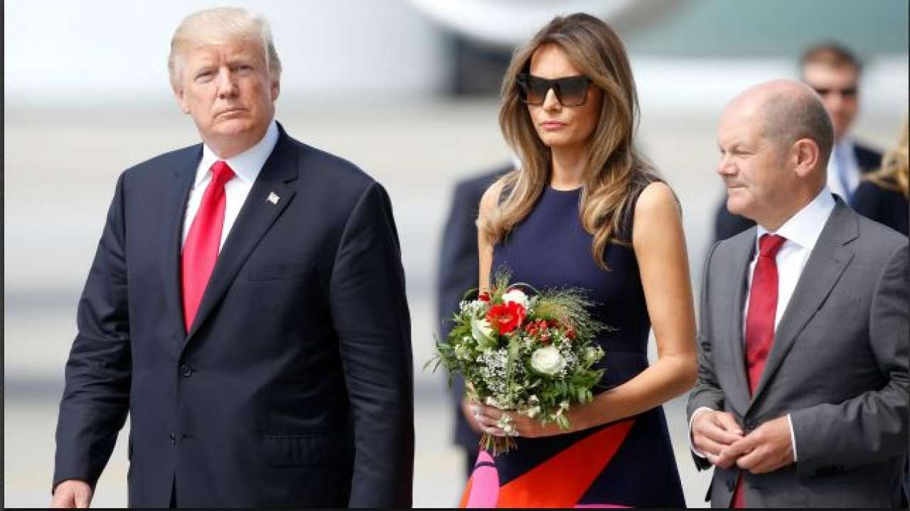 Donald Trump Melania Trump Divorce Rumors and Truth