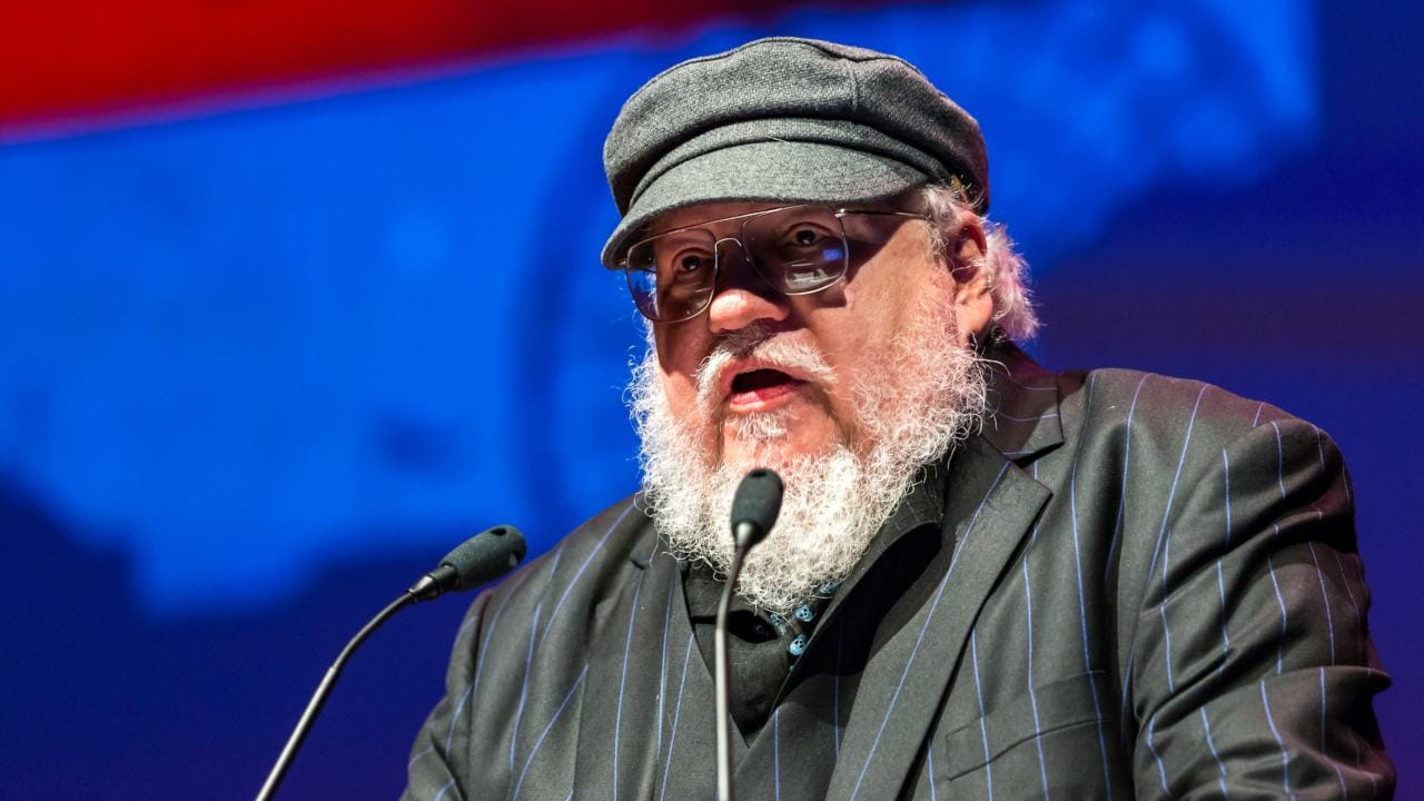 George RR Martin will Announce the Book Soon