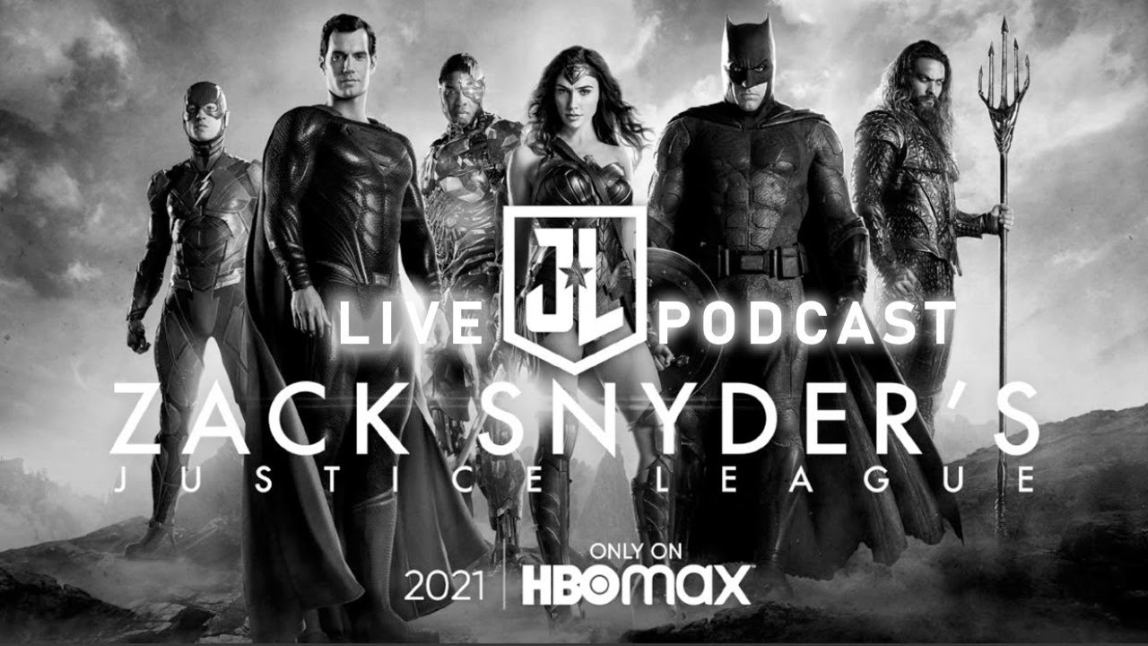 HBO Max Justice League Snyder Cut