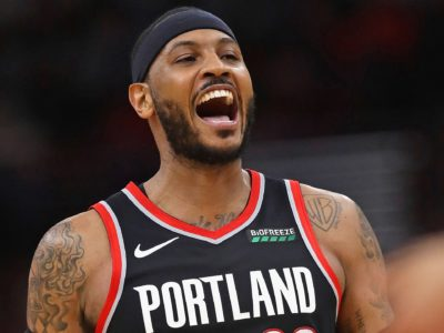 NBA Rumors Carmelo Anthony to Play in Warriors with Stephen Curry and Klay Thompson