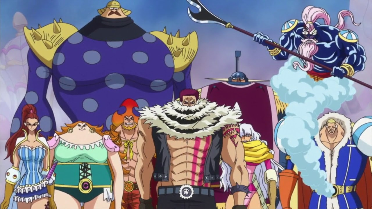 One Piece Chapter 981 Release Date, Raw Scans and Read Online