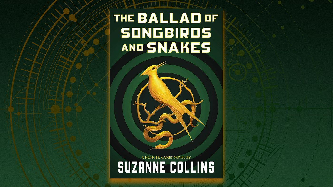 The Ballad of Songbirds and Snakes Review and Book Sales