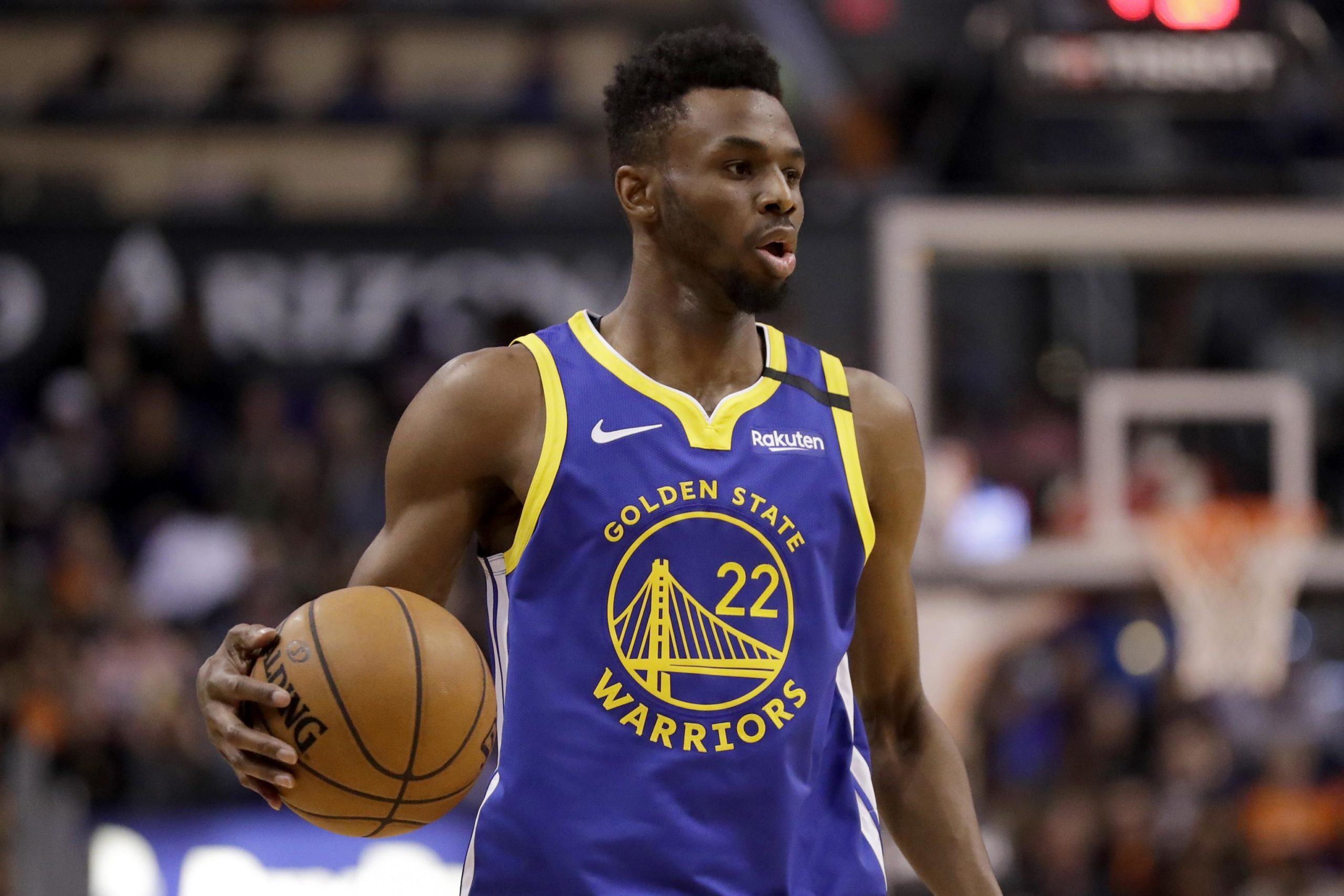 Will the Warriors trade Andrew Wiggins to the Knicks
