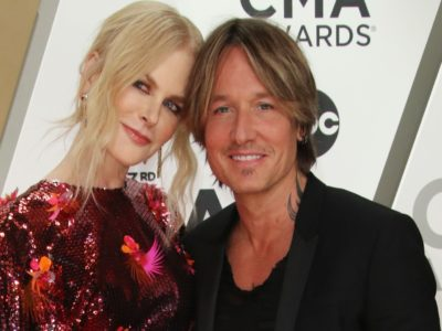 Nicole Kidman and husband Keith Urban