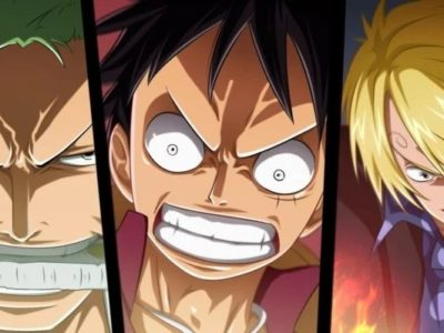 One Piece Chapter 991
