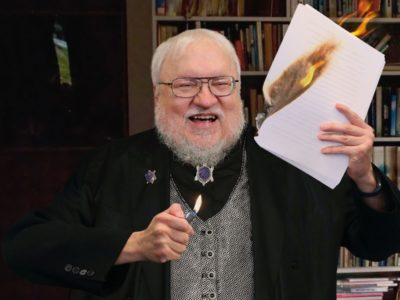 Winds of Winter Release Date Update- Is George RR Martin really working on the Book?