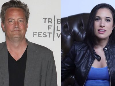 Matthew Perry Molly Hurwitz
