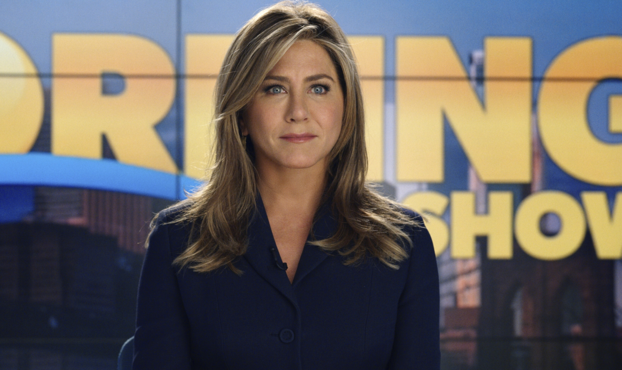 The morning show aniston