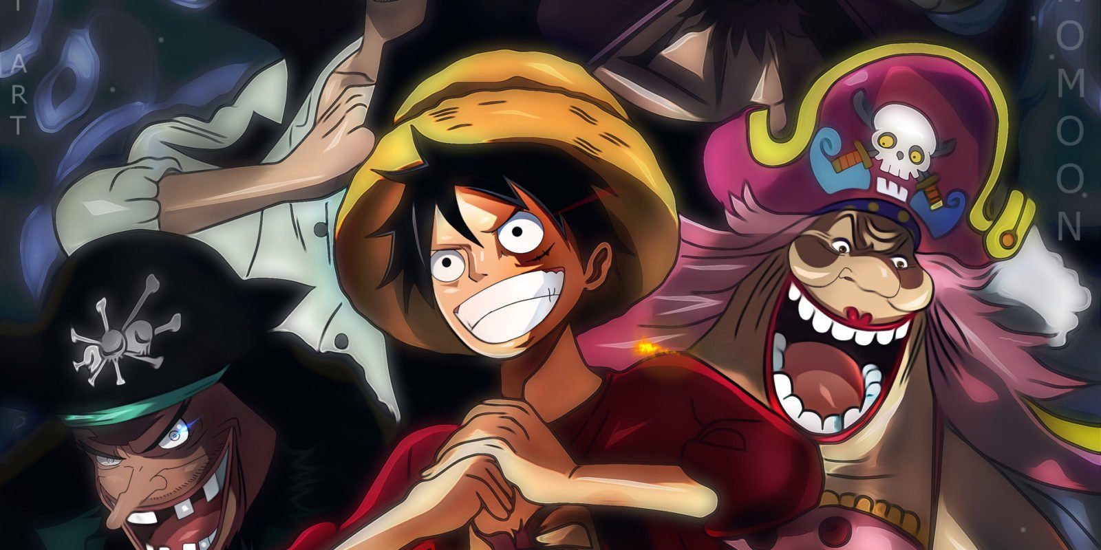 One Piece Chapter 1005 Spoilers: Black Maria Vs Nico Robin; Oden Vs Kaido; Fans Are In For A ...