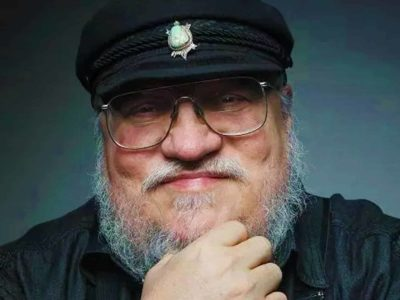 George RR Martin gives update on The Winds of Winter progress and taking COVID-19 Vaccine