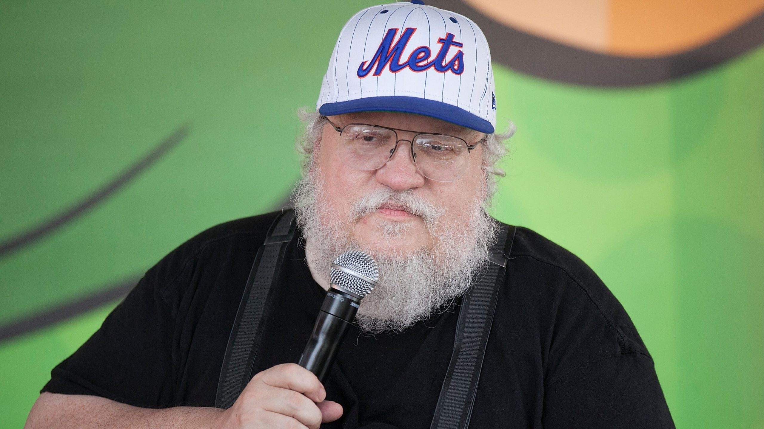 George RR Martin is taking the COVID-19 Vaccine
